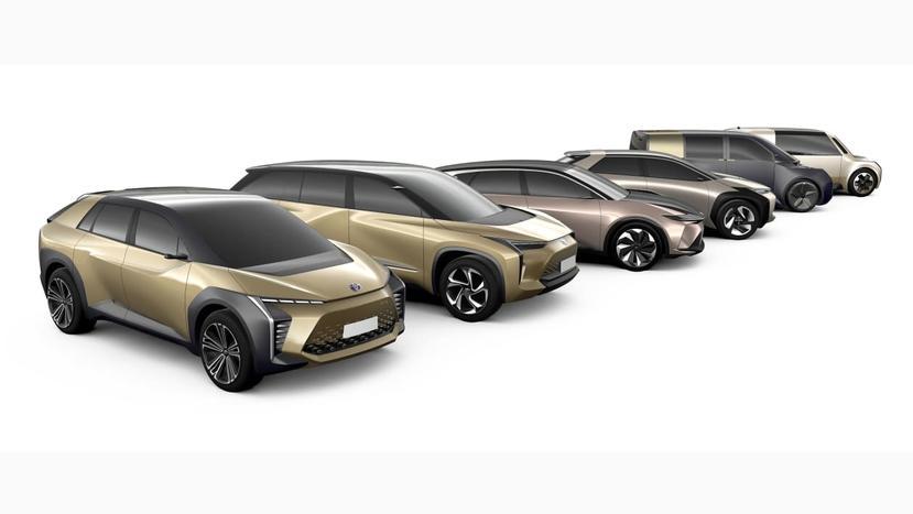 霸氣前衛-Toyota「BZ」電動休旅車身概念圖搶鮮看!-4