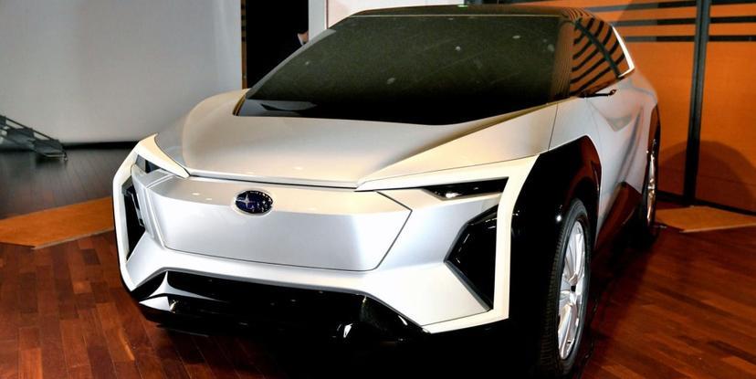 接近森林人的電動車:Subaru-純電休旅明年亮相,採用-e-TNGA-平台開發-1