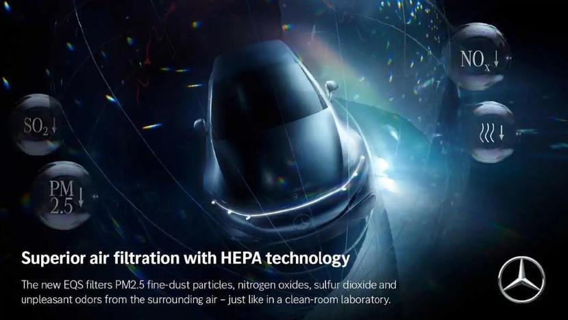 比-S-Class-更奢華!賓士-EQS-電動房車將配巨大曲面螢幕、HEPA-過濾器-1