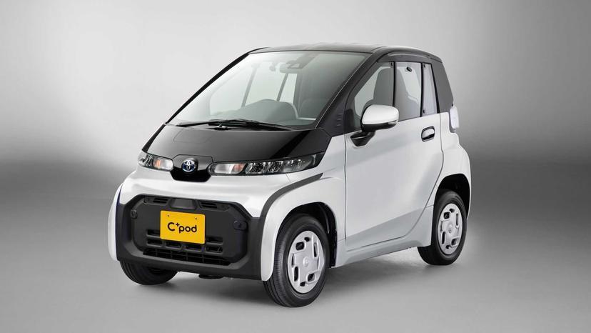 Toyota-C+pod-迷你電動車正式發表:45-萬元起跳、充飽電能跑-150-公里-1