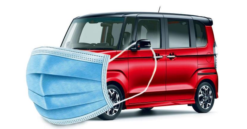 Honda-推出車用「口罩」:把肺炎病毒擋在車外,還能清除車內-99.8%-懸浮病毒-1
