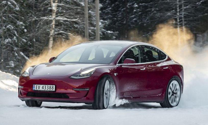 十輛新車中只剩不到兩輛的燃油車,挪威電動車普及率持續領先全球!-1