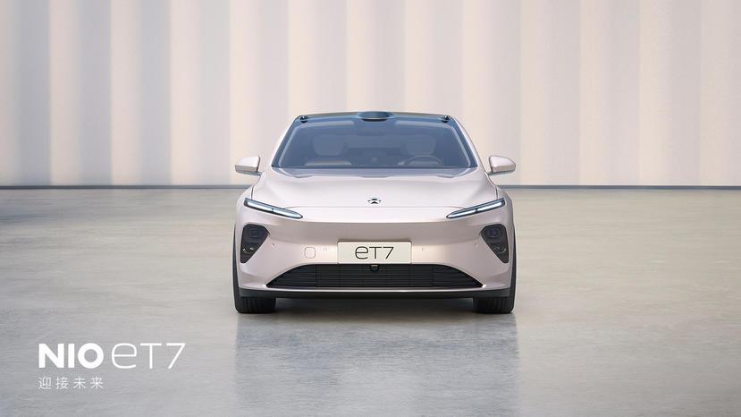 蔚來-ET7-霸氣宣示「Model-Y-就值那個錢」:特斯拉想做電動車界的福特,我們是賓士頂級車!-2