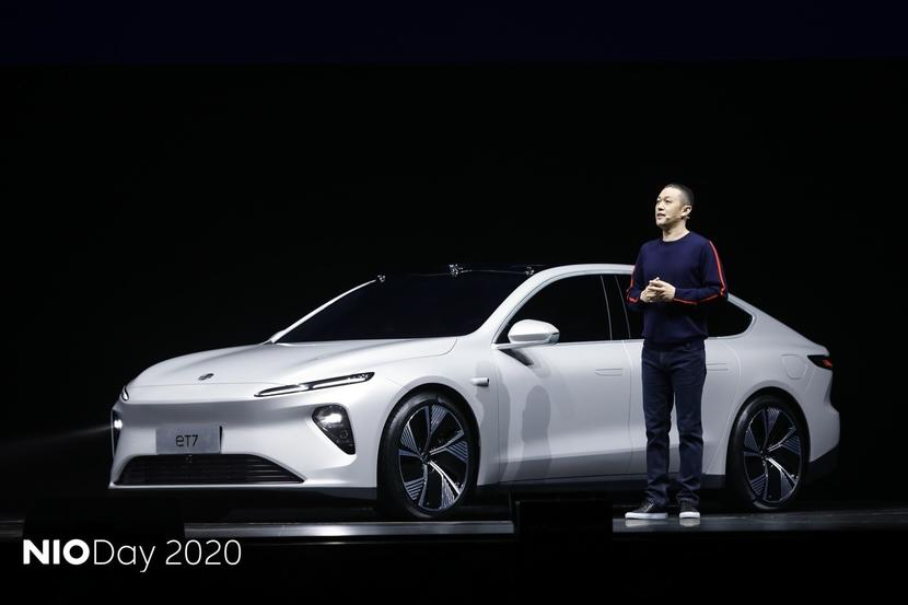 蔚來-ET7-霸氣宣示「Model-Y-就值那個錢」:特斯拉想做電動車界的福特,我們是賓士頂級車!-1