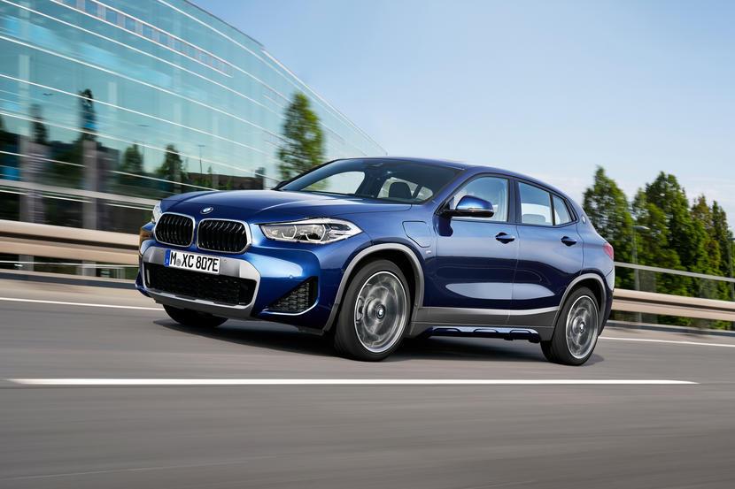 BMW-X2-跨界跑旅也要電動化,車型將進一步放大、最快-2022-下半年亮相-1