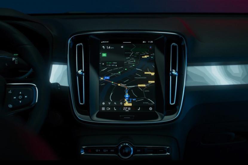 Volvo-C40-電動轎跑新發表:流線時尚的運動風格,滿電續航-420-公里能-OTA-升級-6