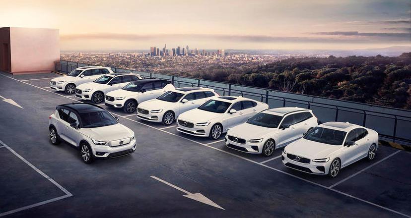 Volvo-鎖定休旅車為發展重心:拉高-SUV-銷售比例,精簡房車與旅行車產品線-1