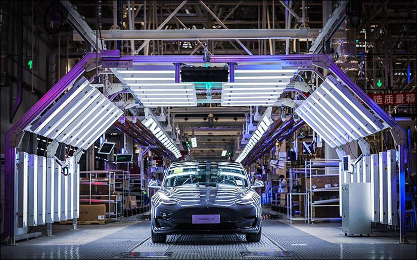 上海超級工廠新建設落成,中國製-Model-3-產能可望再往上提升-1
