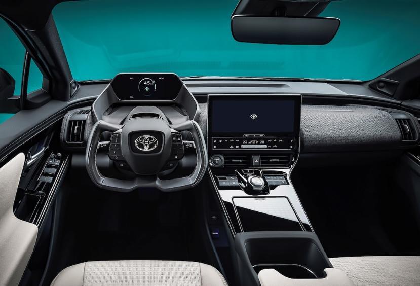 中-日兩地生產、2022-年中開賣,Toyota-bZ4X-概念車全球首發亮相-5