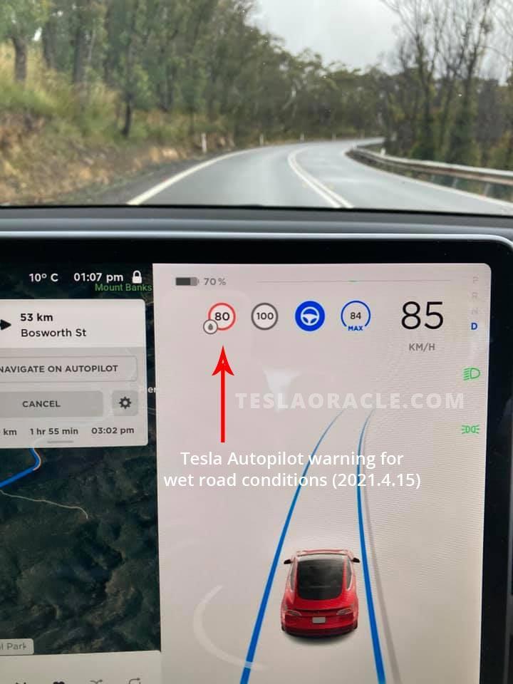 特斯拉自動輔助駕駛低調進化:當車外能見度不佳,Autopilot-會自動調降車速以求安全-3