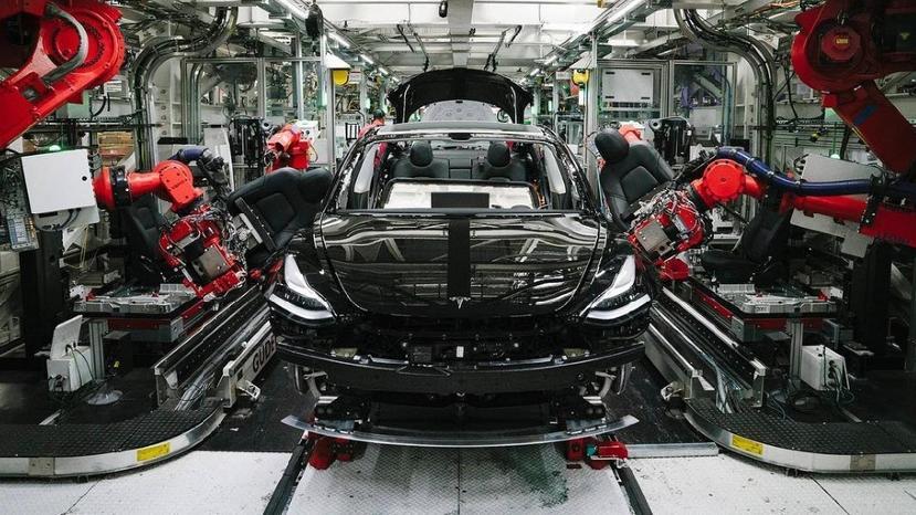 不等德州和柏林工廠,特斯拉工廠已具備年產-100-萬輛能力-1