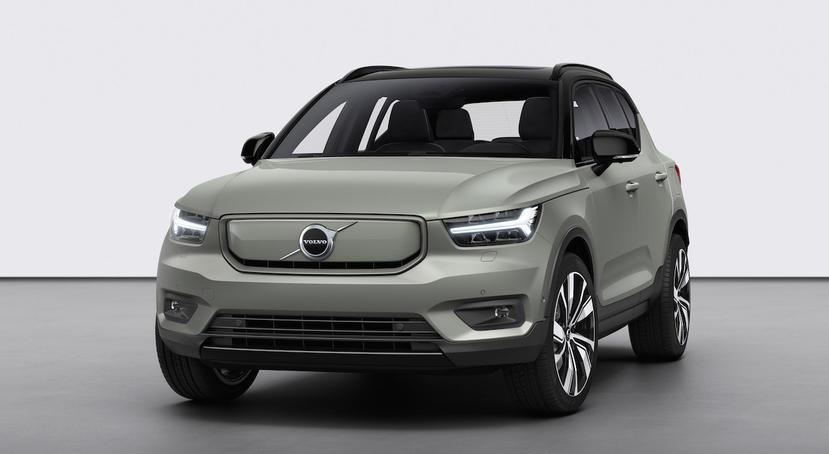法規認證車抵台,Volvo-XC40-Recharge-電動休旅第四季將正式亮相-1