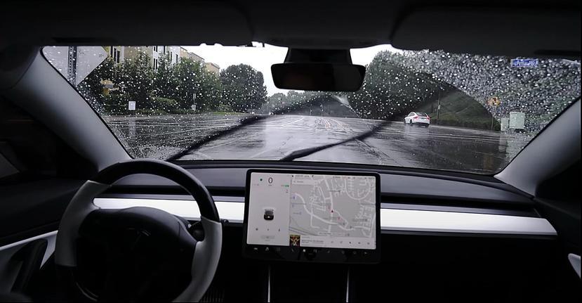 全車鏡頭上陣:特斯拉-2021.4.15.5-版軟體已改善自動雨刷效能,雨天時請一起試試看-1