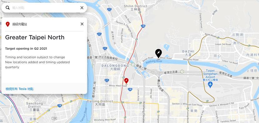 一年內要啟用-16-座新站點!特斯拉台灣全新超充站上線時間、地點總彙整-3