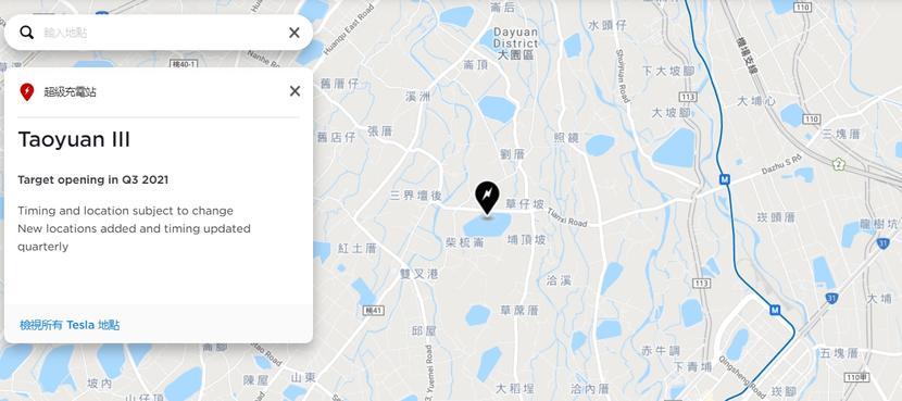 一年內要啟用-16-座新站點!特斯拉台灣全新超充站上線時間、地點總彙整-8