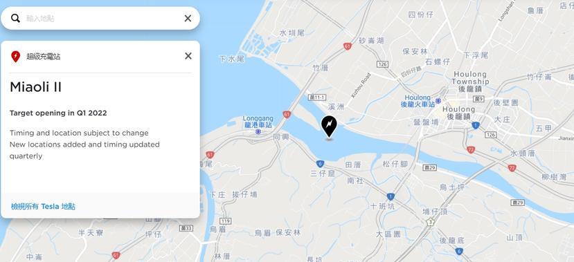 一年內要啟用-16-座新站點!特斯拉台灣全新超充站上線時間、地點總彙整-16