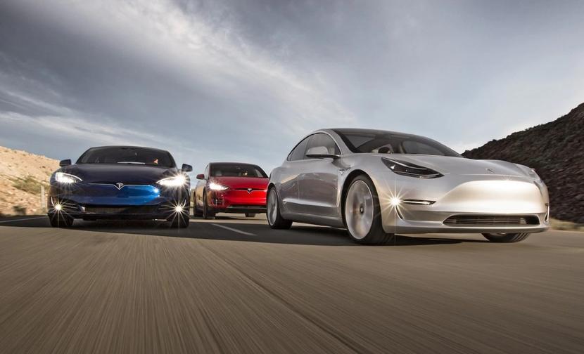 市占率高達-74%,特斯拉在過去三年仍制霸美國電動車市場-1
