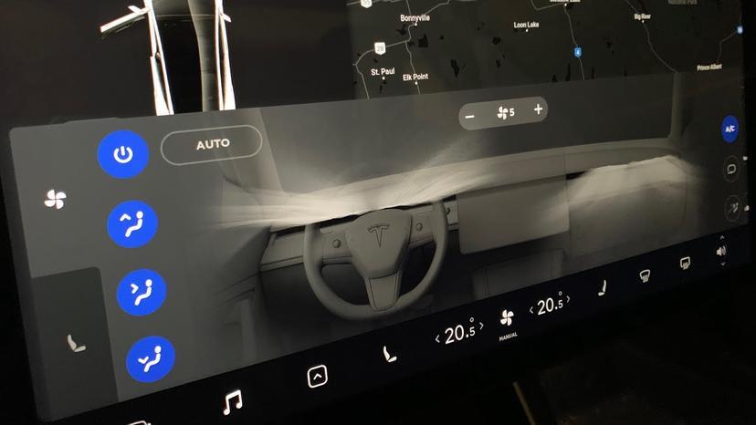特斯拉新專利要讓電動車空調更智慧:根據乘客體溫位置,自動調整冷氣溫度和風向-1