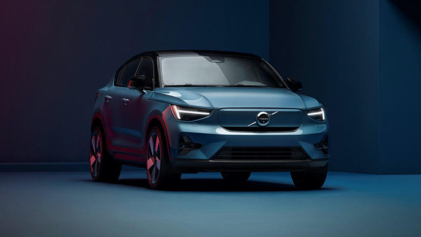 Volvo-C40-Recharge-電動轎跑在歐洲上市:僅接受網路訂購,海外售價-185-萬元起-1