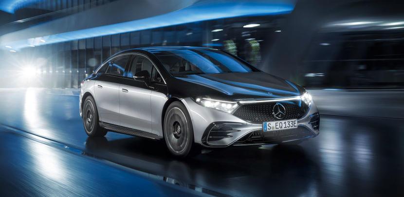 賓士據傳打算加速推出新款電動車,更快剔除同級燃油車型-1