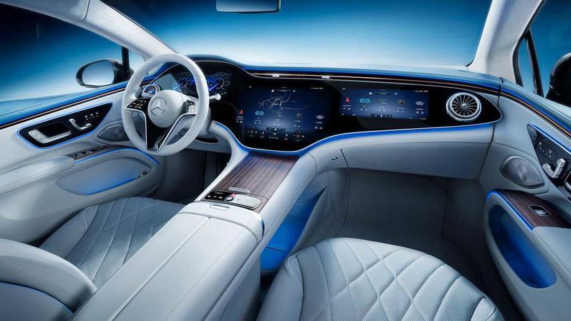 賓士據傳打算加速推出新款電動車,更快剔除同級燃油車型-3