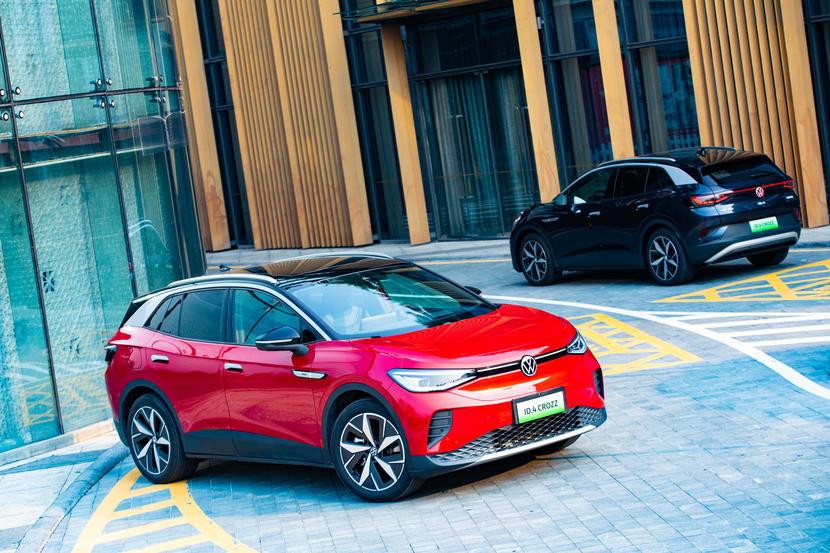 福斯-ID.4-電動車在中國碰壁:銷量不及歐洲市場-1-4,九成工廠產能閒置中-1
