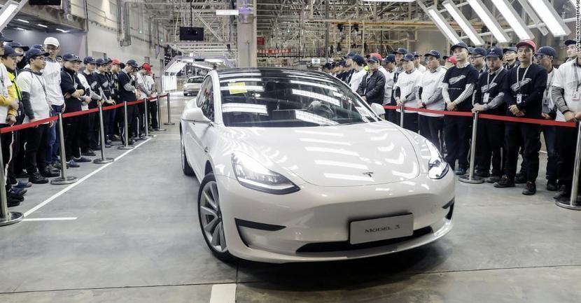 中國製-Model-3-LR-開始出口到歐洲,比美國製便宜近七萬元但續航里程也較低-1