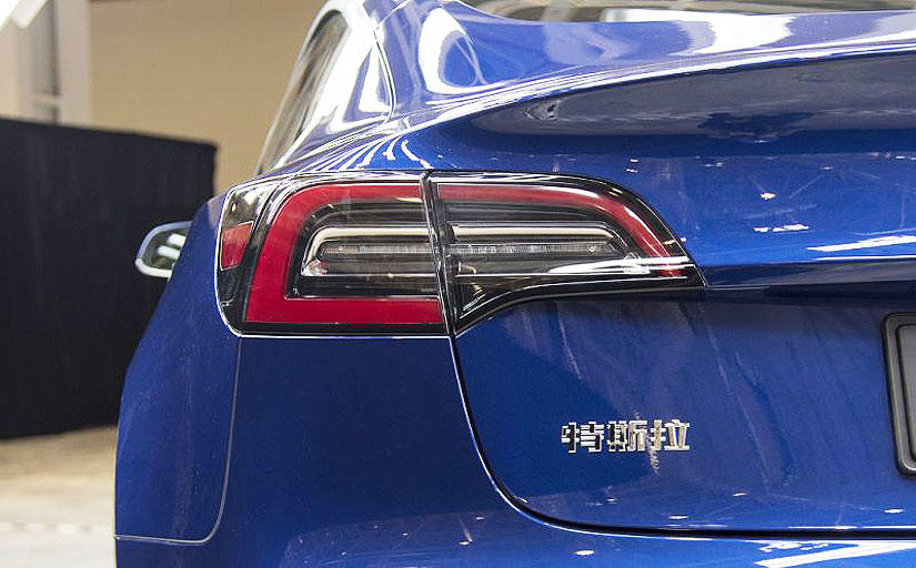 特斯拉上海工廠-Model-3-Y-據傳換用中國製馬達,動力增強更生猛!-1