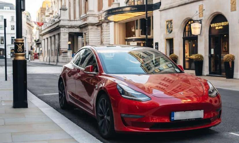 銷量正式超越燃油車,特斯拉-Model-3-奪下英國六月份最暢銷車冠軍寶座-1