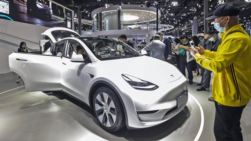120-萬元起,入門級特斯拉-Model-Y-SR-車型在中國官網上架開賣-1