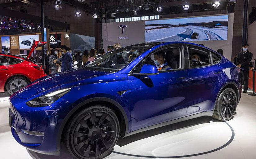 預計第三季交車,中國製特斯拉-Model-Y-據報馬上就要在歐洲市場開賣-1