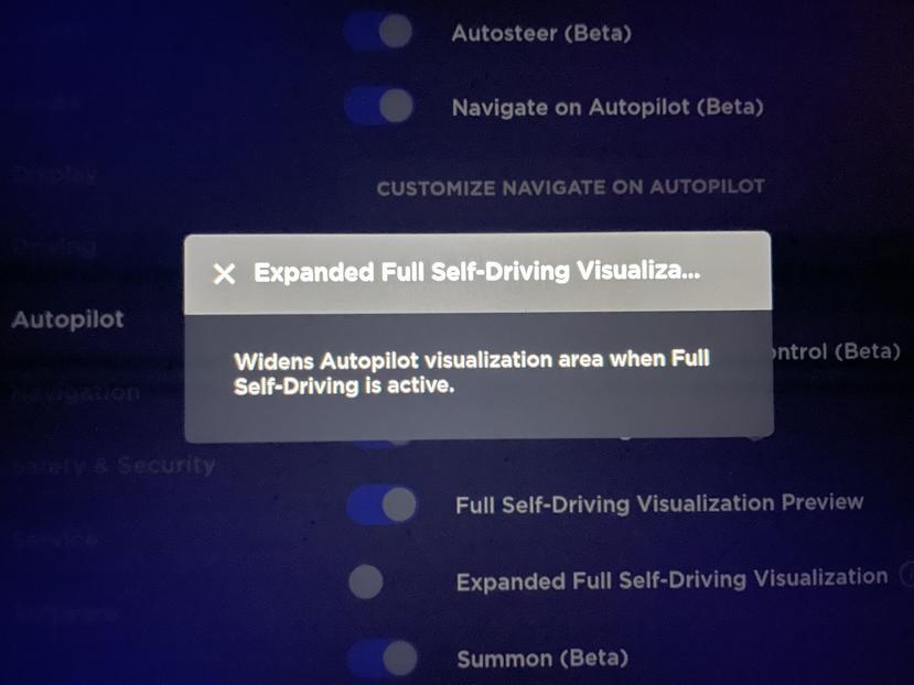 特斯拉-FSD-beta-V9-正式釋出:砍掉重練的自動駕駛機能讓測試車主驚嘆連連!-5
