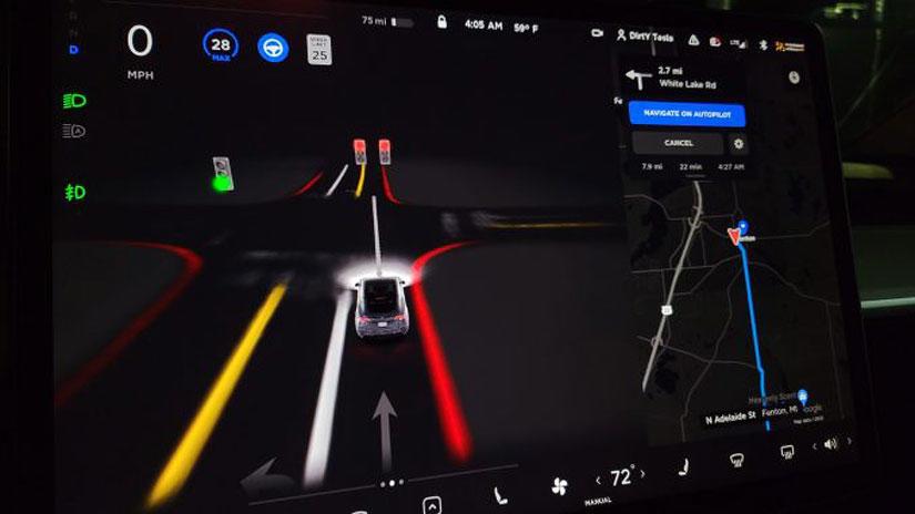 Tesla-Vision-還會更進化!馬斯克:未來可辨識警示燈號,甚至連手勢都能看懂-1