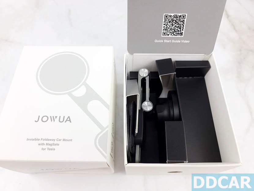 Jowua-MagSafe-磁吸隱藏折疊式車架開箱:一秒取放更方便,Tesla-Model-S-X-3-全車系適用-2