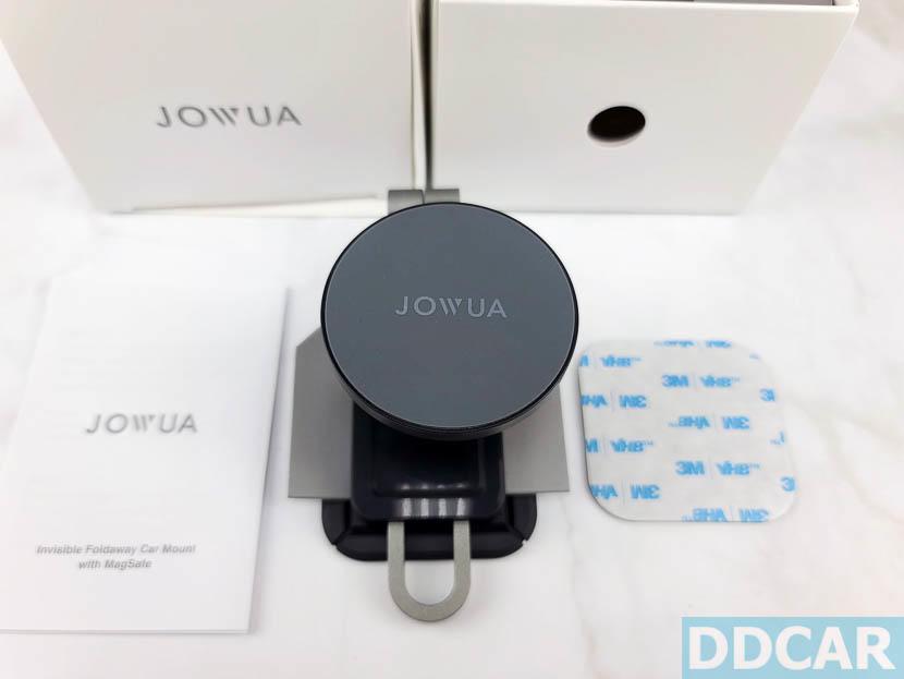 Jowua-MagSafe-磁吸隱藏折疊式車架開箱:一秒取放更方便,Tesla-Model-S-X-3-全車系適用-3