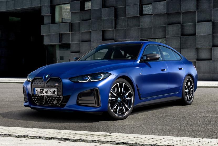 BMW-i4-證明消費者依然愛房車,在美預購量是同品牌-iX-電動休旅的兩倍-1