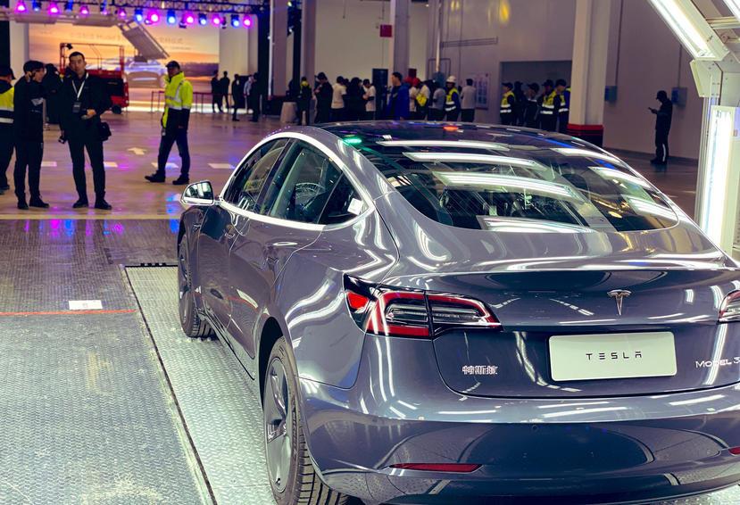 把產能讓給-Model-Y?Model-3-LR-車型無預警從特斯拉中國官網下架-1