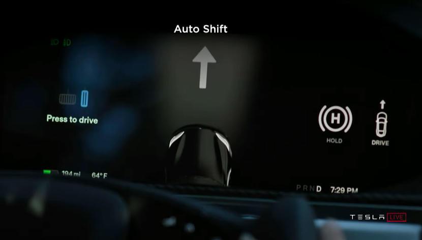 AI-智慧換檔非特斯拉-Model-S-專屬,馬斯克:未來有買-FSD-的車都會配這功能-1