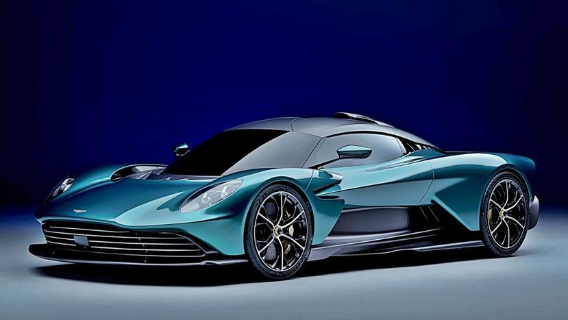 續航力衝上-600-公里,Aston-Martin-預告下一代-Vantage-和-DB11-都會電動化-3