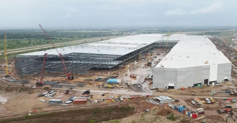 特斯拉德州工廠進度超車柏林,據報下周就啟動-Model-Y-測試生產程序-1
