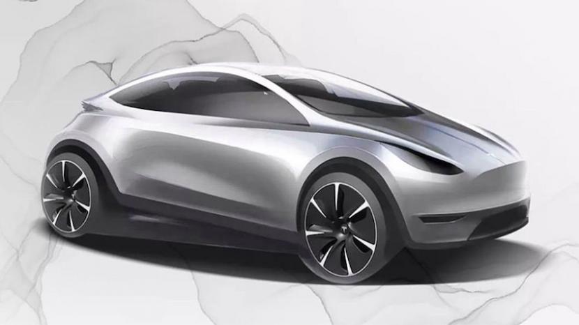 特斯拉七十萬元平價電動車新傳聞浮現:原型車已打造完成、年底試生產-1