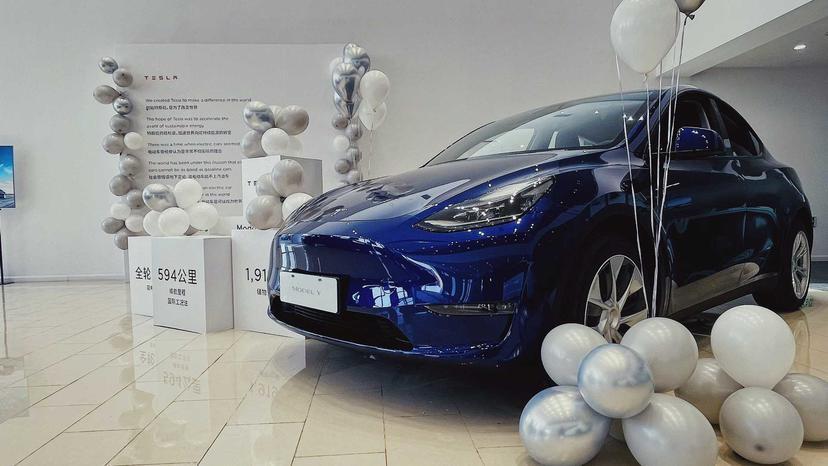 特斯拉上海工廠將打造五種不同的-Model-Y-新車型-1