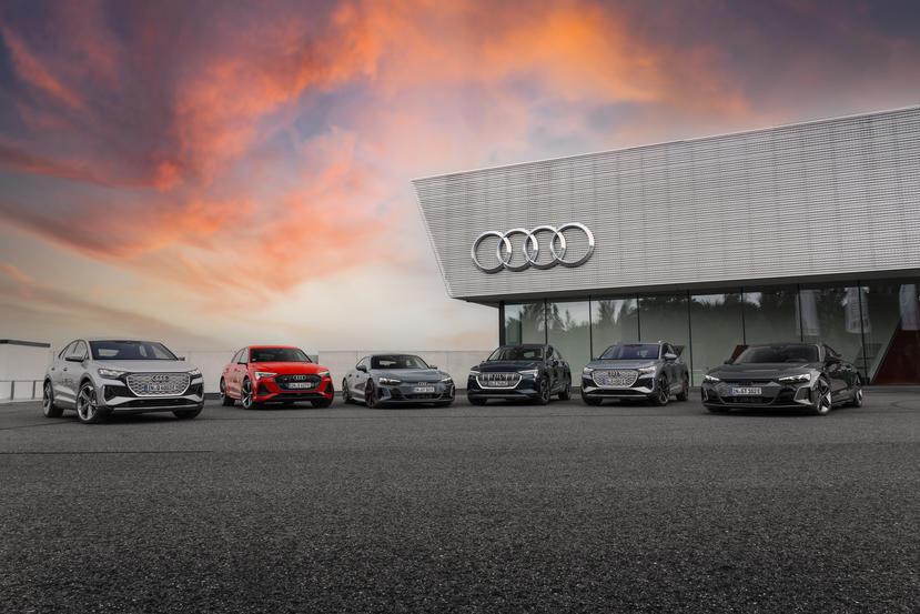 加速品牌轉型,Audi-發表-Vorsprung-2030-全球新戰略-1