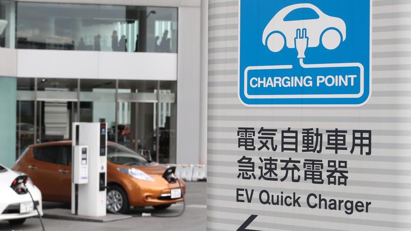 大量設立充電設施有助電動車普及?日本證明這方法不一定有用-1