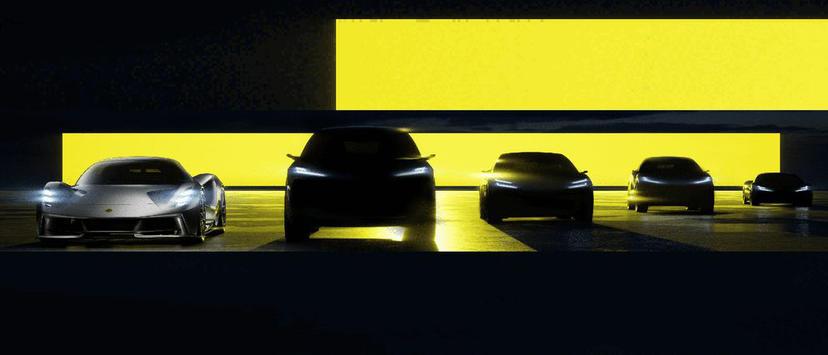 包含兩款-SUV,英國手工跑車品牌-Lotus-預告五年內要推四款電動車-1