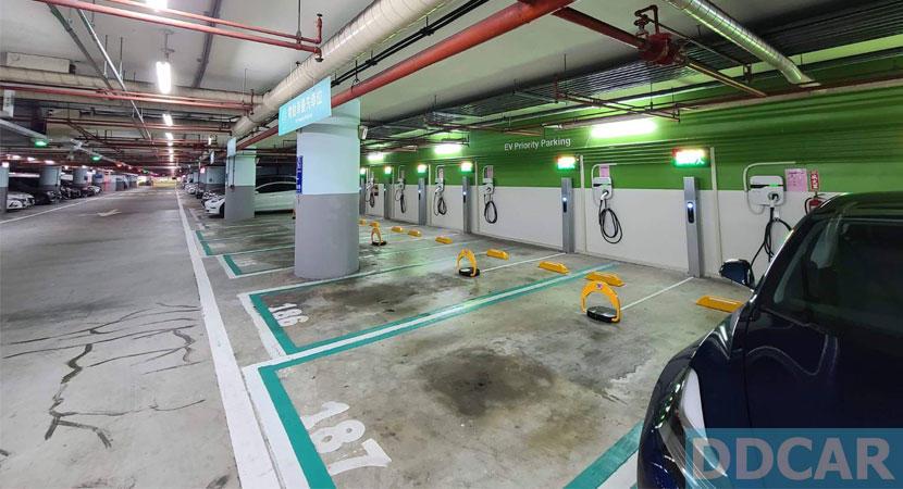 台北、台中兩都資源最豐富,全台各縣市充電站點數量、分佈比例大解析-1