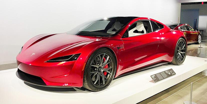 特斯拉-Roadster-2-電動超跑又跳票,馬斯克:順利的話-2023-年會開賣-1