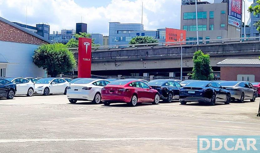 2021-年八月台灣電動車銷售排行榜:Model-3-重回榜首,進口車排名居冠-1