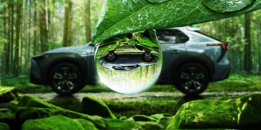 Toyota-b4ZX-的兄弟車型,Subaru-首款電動休旅-Solterra-官方定裝照亮相-1