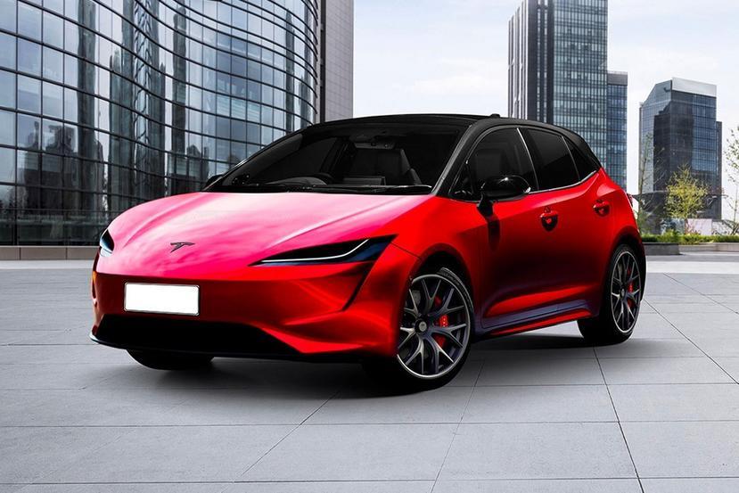 馬斯克在內部會議再出狂言:「Model-2」平價電動車考慮不裝方向盤,FSD-自己開就夠了-1